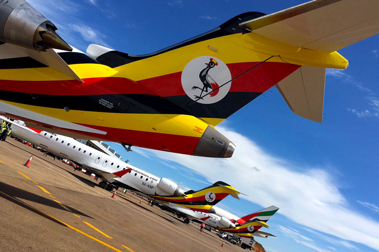Uganda Airlines – Fly the plane to the pearl of Africa