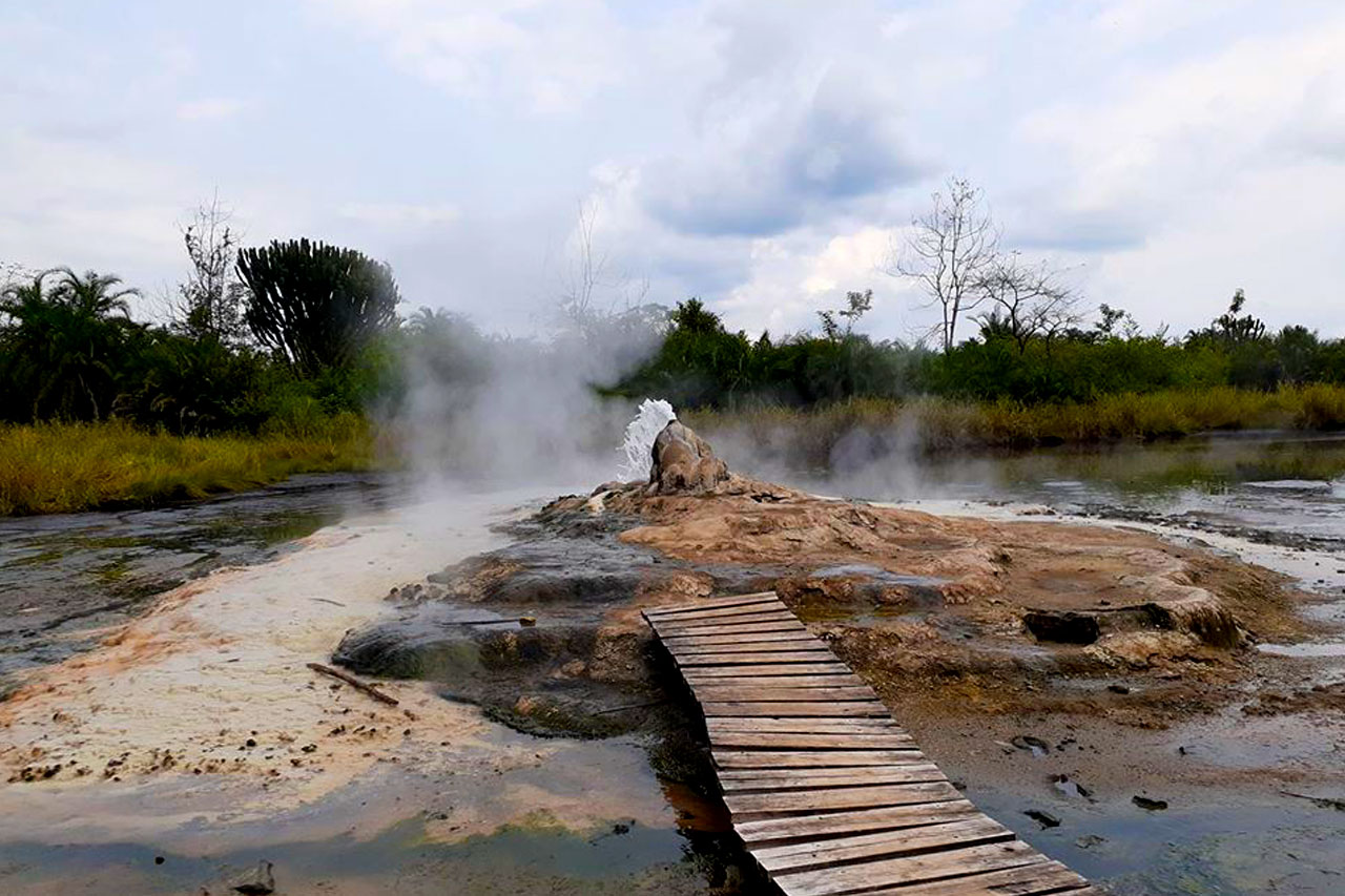 3 Days Semuliki National Park Safari with a guided night game drive and a visit to the Sempaya hot springs