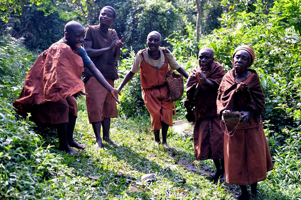5 Days Uganda primates safari with Batwa community experience