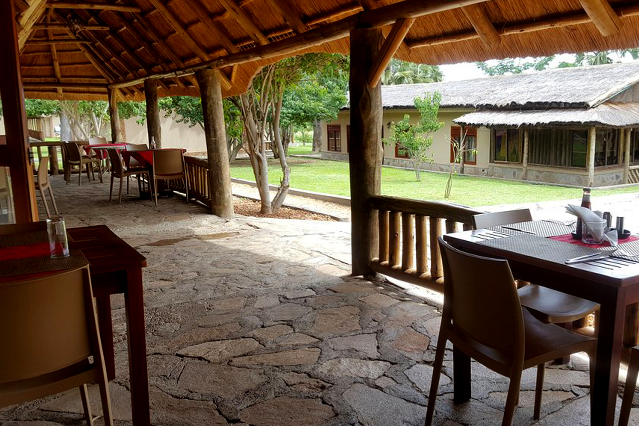 Pakuba safari lodge in Murchison falls national park