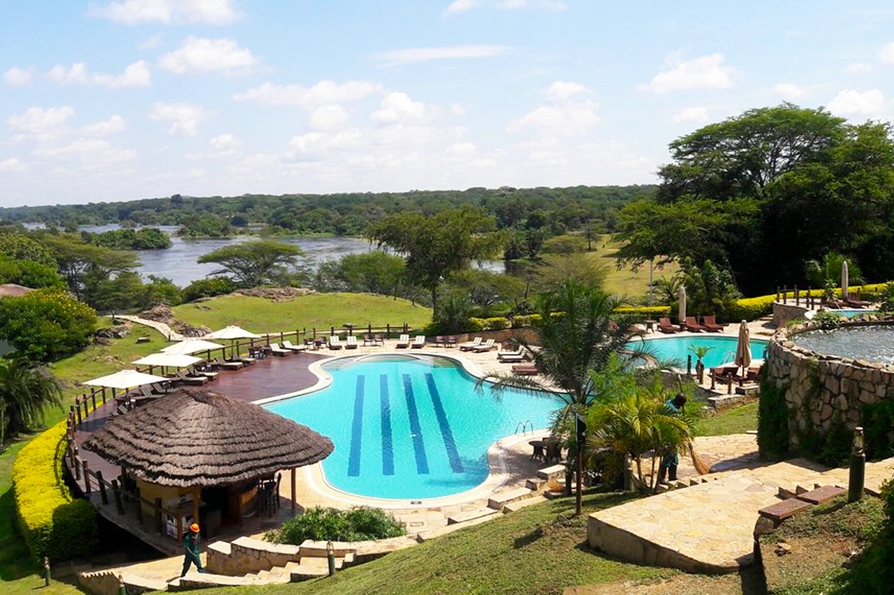 Chobe Safari Lodge located in the Murchison Falls National Park