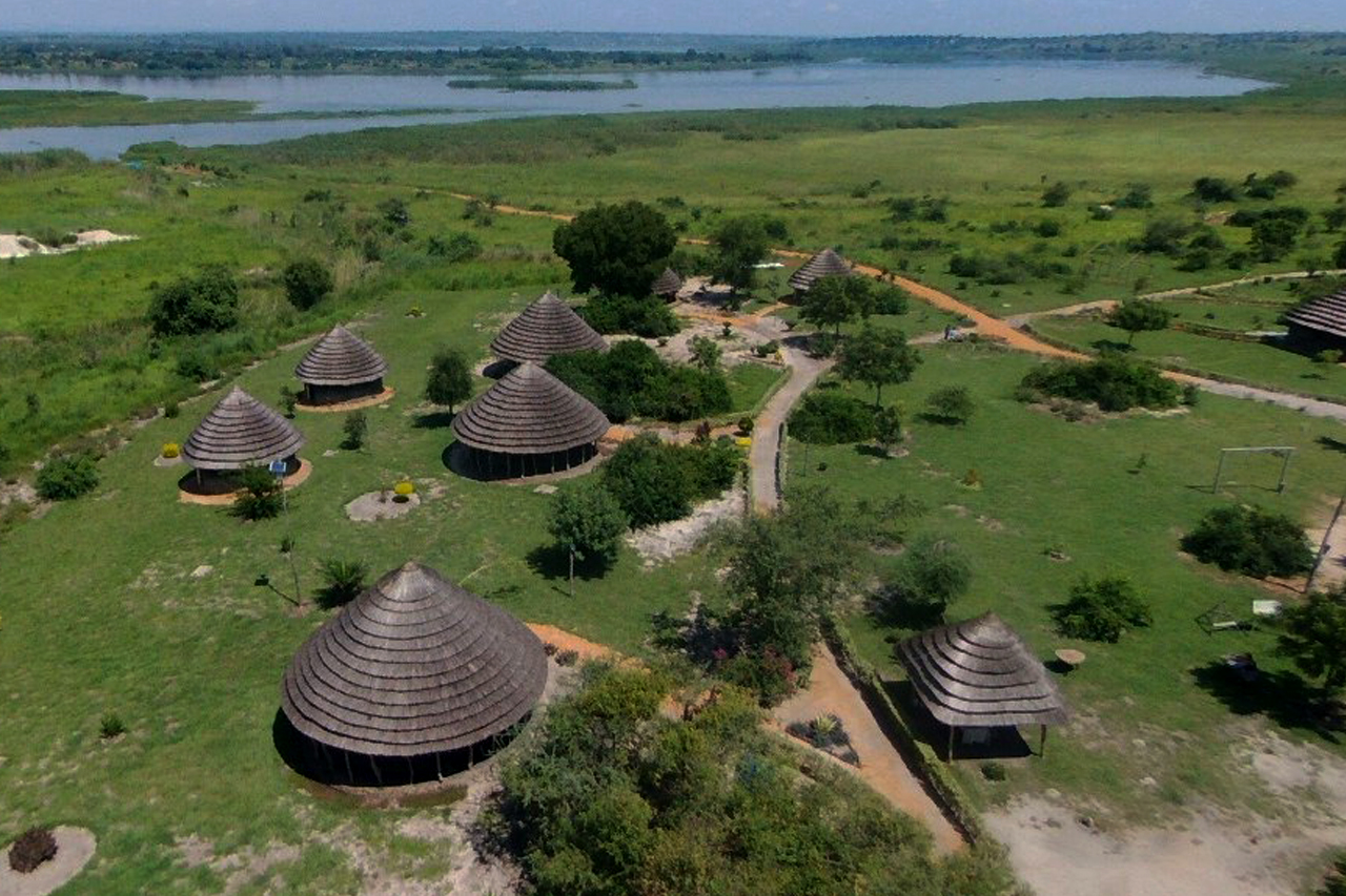 Heritage safari lodge found in Murchison Falls national park